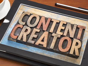 Tips for becoming a Content Creator in 2021