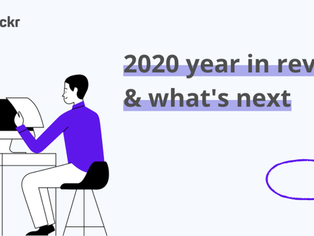 2020 Backr review, and what you can expect in 2021