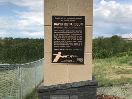 David Richardson Memorial Disc Golf Park