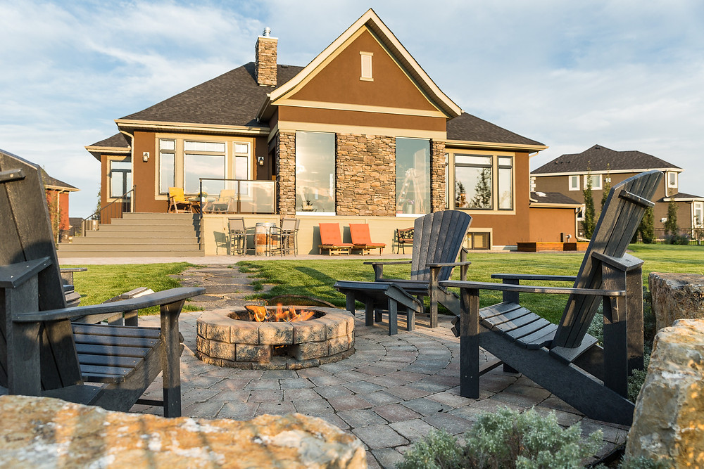 calgary residential landscaping