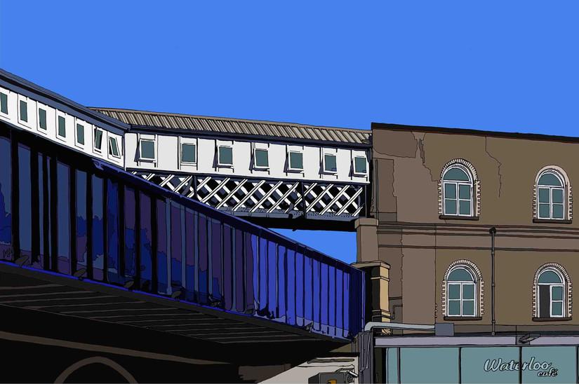 Roofline, Cornwall Road, Waterloo
