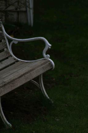 Bench Seat, Back Garden, Islington, London