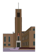 Hornsey Town Hall, Crouch End, N8