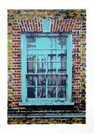 Window, Bell Lane, London, NW4