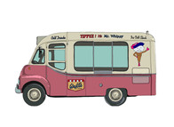 Ice Cream Van No. 10, Old Mr Whippy, UK
