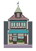 Tea House, Kyoto, Japan