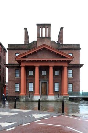 Albert Dock Traffic Office, Liverpool