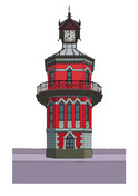 Victoria & Alfred Clocktower, Capetown, SA