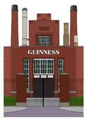 Guinness, James Street, Dublin