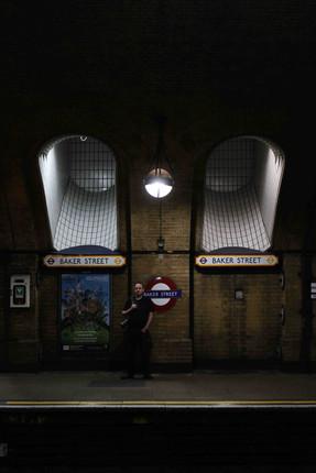 Baker Street Tube, London
