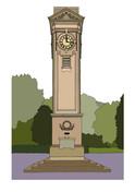 Clocktower, Jephson Gardens, Leamington