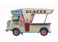 Ice Cream Van No. 6, Miko, France