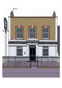 Prince George, Parkholm Road, E8