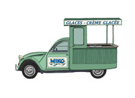 Ice Cream Van No.15, Miko 2CV, France