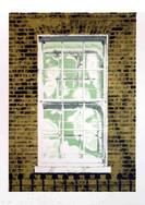Window, Compton Terrace, London, N1