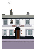 The George & Dragon, Beaumaris, Anglesey