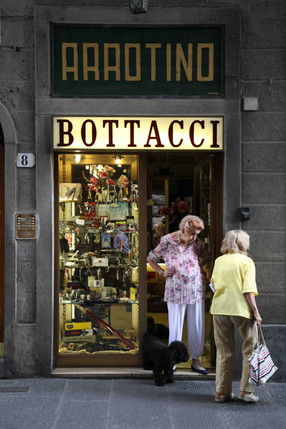 Bottacci, Via Leoni, Florence, Italy