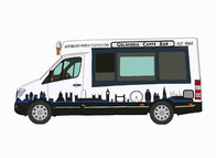 Ice Cream Van No. 7, D'Auria Bros, UK