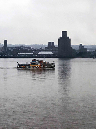 Birkenhead From the Tate Liverpool