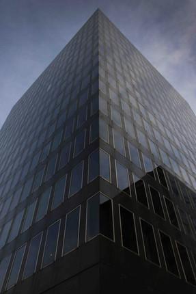 Building, Euston Station, London