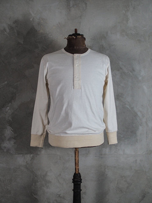 Pioneer Collection: Henley Shirt / Long Sleeve
