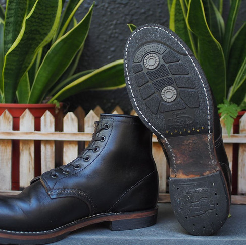 <Bench-Re-Built: Red Wing 9014>
