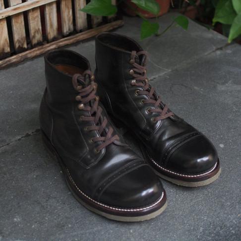 < Bench-Re-Built: Jeansda Lancelot Boots >