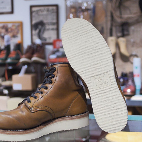 < Bench-Re-Built: Red Wing Beckman 9013 >