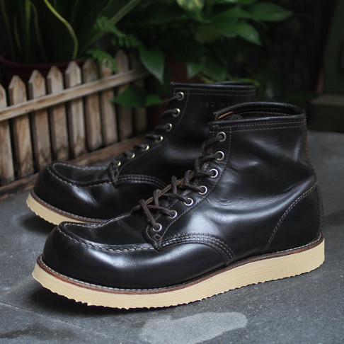 < Bench-Re-Built: Red Wing 9874 >