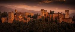 Alhambra, Rock Skills, Granada Ronda