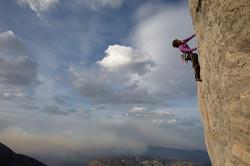 Picos Rock Climbing Guiding