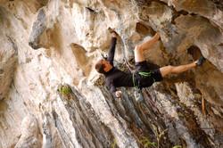 Sport Climbing Holiday Spain