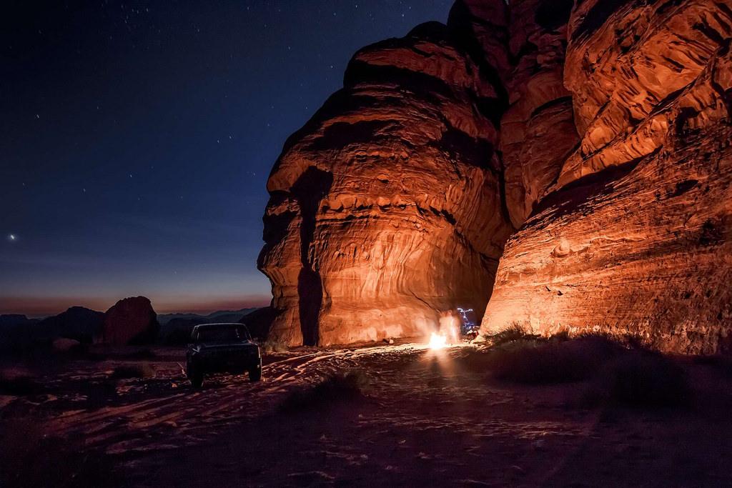 Wadi Rum Climbing Jordan Rock Skills