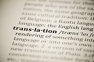 Translation services from English, Swedish and Norwegian to Danish