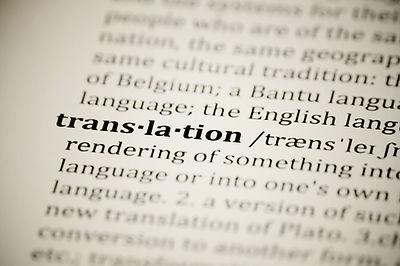 Übersetzung