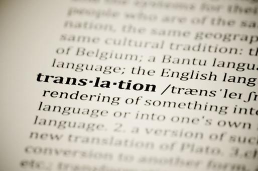 Translation & Transcription