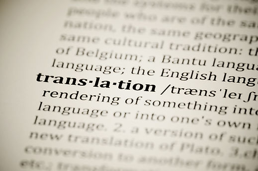 Monika Flang | Translating