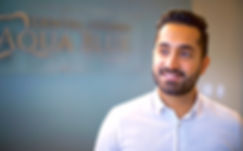 Dr. Reza Entezarion | Vancouver Dentist