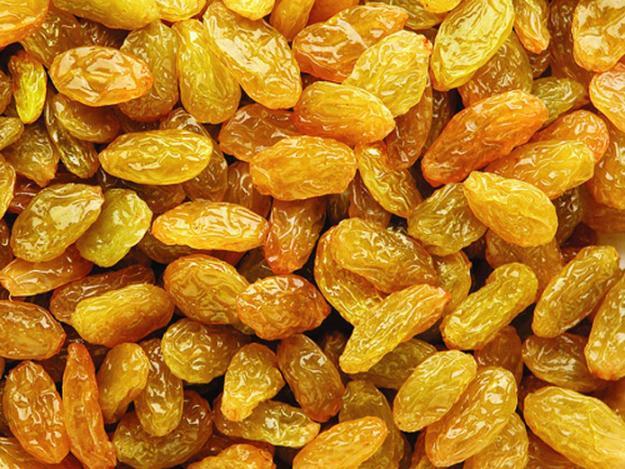 Stifanuts Chile Golden Raisins