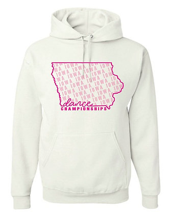 2021 ISDTA Hooded Sweatshirt