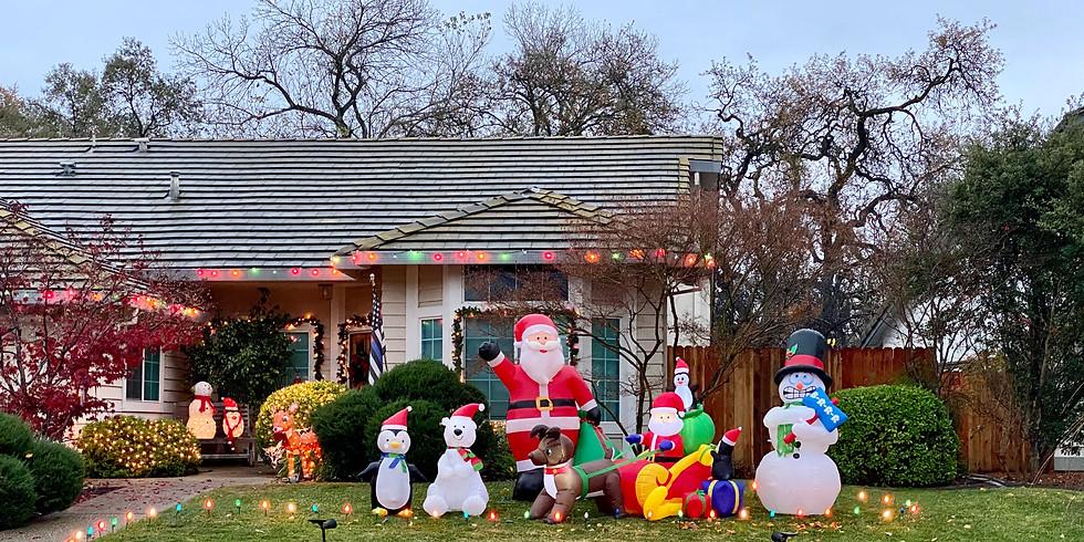 Holiday Clay Play / Keepsake Santa, Snowman, or Penguin with Kimbo (1)