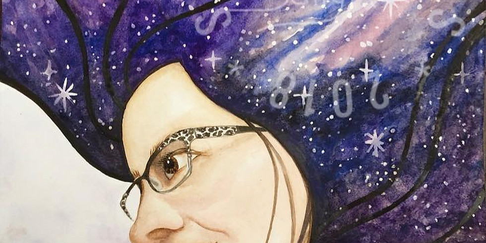 Adult / Beginning Watercolor (mature teens/preteens welcome to join)
