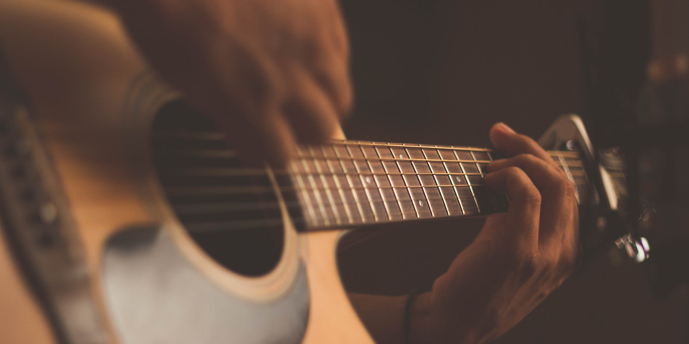 Intro to Acoustic Guitar with Eric Debien