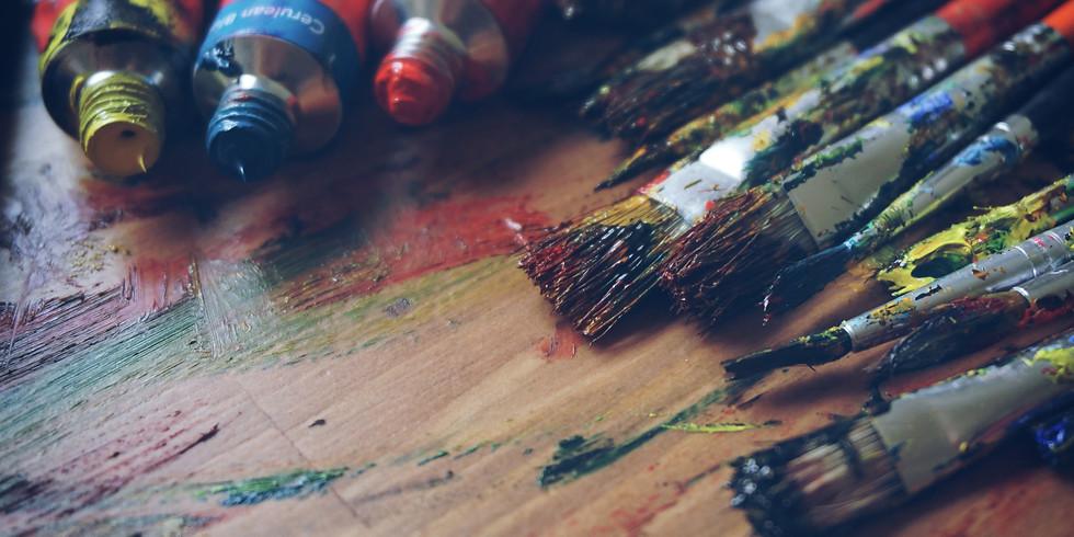 Oil Painting / Beginning & Intermediate w/ Alex Foltz
