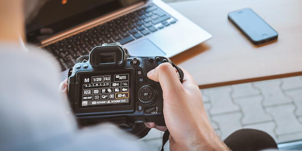 WORKSHOP: Beginner Digital Photography (Adults & Teens)