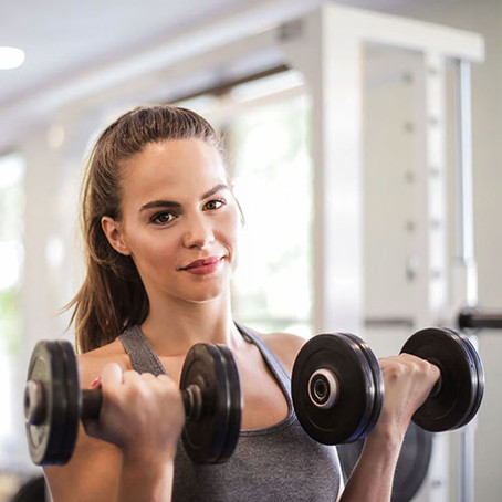 Women and Weight-Training: Common Myths Busted