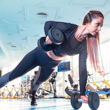 Weight Training to increase flexibility