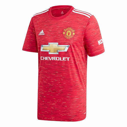 ADIDAS Maillot Manchester United Home 2020-2021 (GC7958)