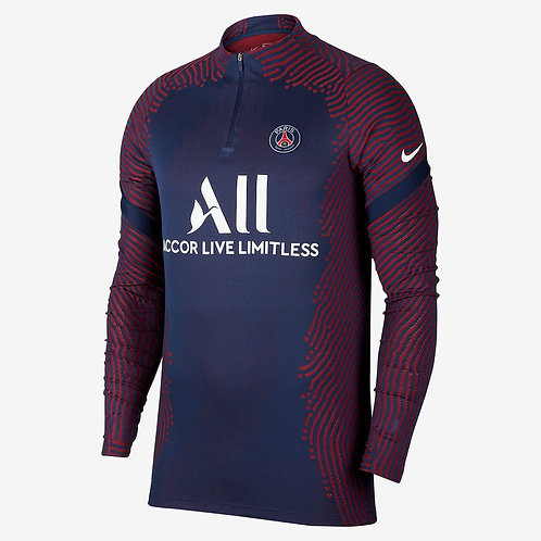NIKE Sweat Paris Saint-Germain Training Vapor 2020-2021 (CD4895-411)