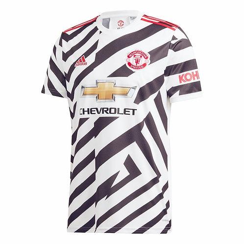 ADIDAS Maillot Manchester United Third 2020-2021 (FM4263)